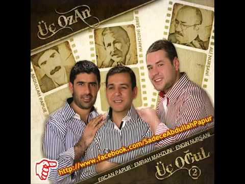 Ercan Papur, Emrah Mahzuni, Engin Nurşani Üç Ozan Üç Oğul   1 ALBÜM