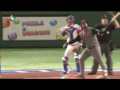 WBC Baseball Highlights: Netherlands V. Cuba
