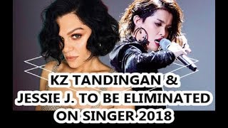 Singer 2018 Episode 9 Teaser: KZ Tandingan and Jessie J. Face Elimination