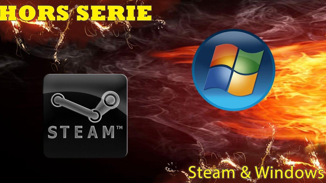 ne plus t l charger ses jeux steam sur un nouveau pc ou windows youtube. Black Bedroom Furniture Sets. Home Design Ideas
