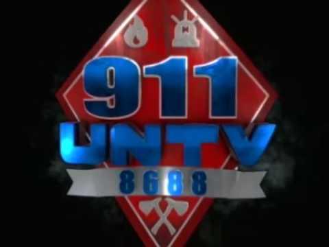 911-UNTV (March 18, 2017)