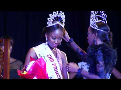 Coronation of Miss Heritage 2014  Odessa Mae Tadaya