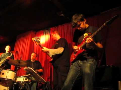 Tom Götze Band live im BLue Note Dresden