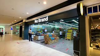 THE NEWEST KOREAN SHOP IN TOWN! | No Brand Grocery Store in Robinsons Galleria