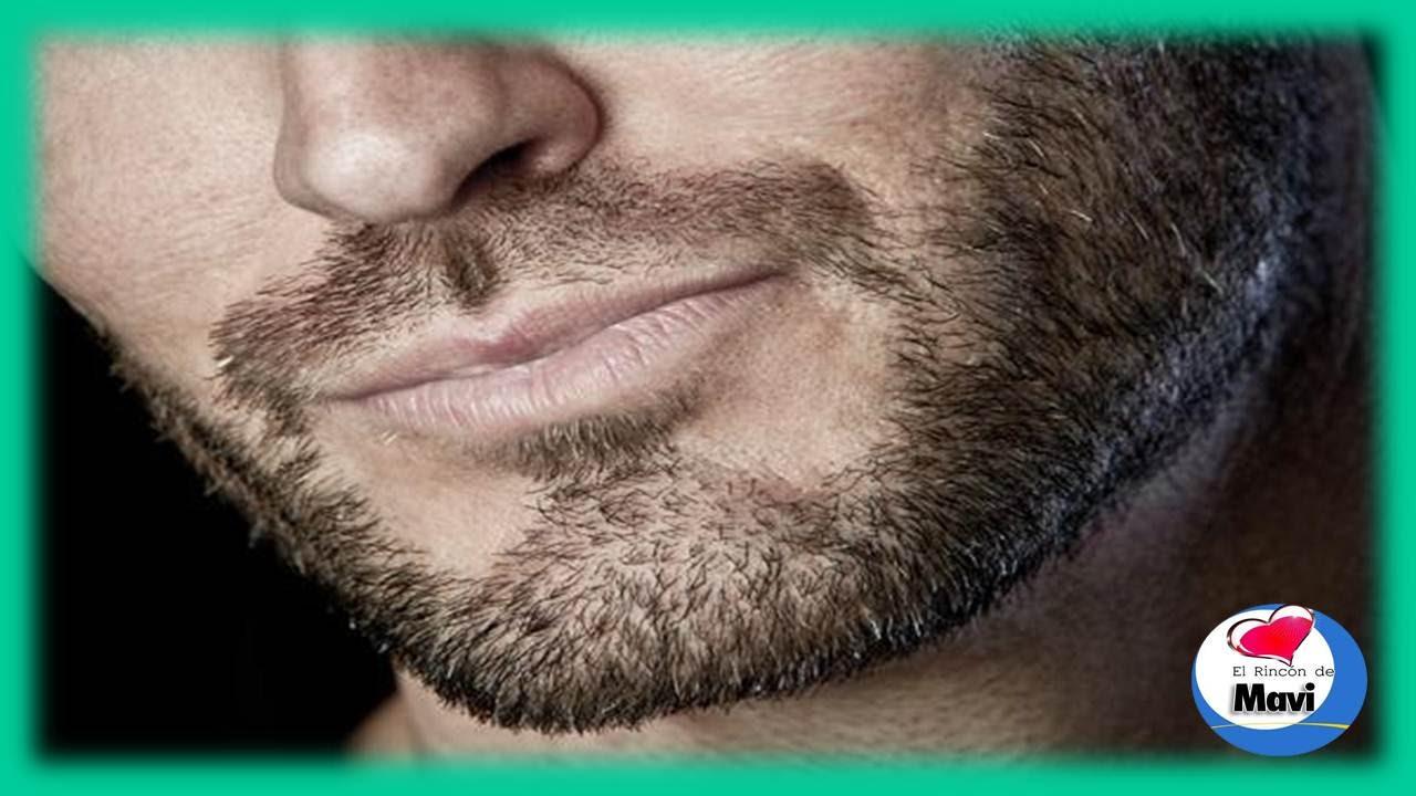 Como hacer crecer la barba o vello facial mas rapido youtube - Maquina para rasurar vello pubico ...