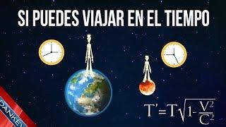¡SI SE PUEDE VIAJAR EN EL TIEMPO!