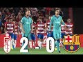 Granada vs Barcelona [2-0], La Liga 2019/20 - MATCH REVIEW