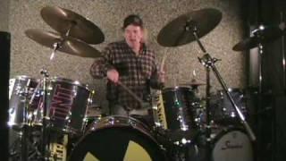 Dusty Springfield Medley Tribute - Bert Switzer on Drums