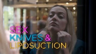 Sex Knives and Liposuction - Cherry Healey from BBC tries Naked Yoga with Doria Yoga