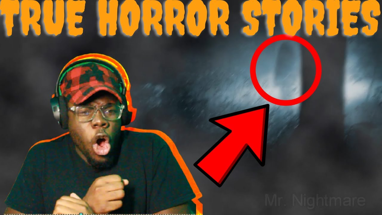 3 Disturbing True Horror Stories By Mr Nightmare Reaction Youtube 3 real date night horror stories (mr. youtube