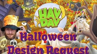 Hay Day - Halloween Designs Request
