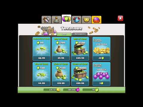 How To Get Infinite Gems, Gold And Elixir - Clash Of Clans Hack