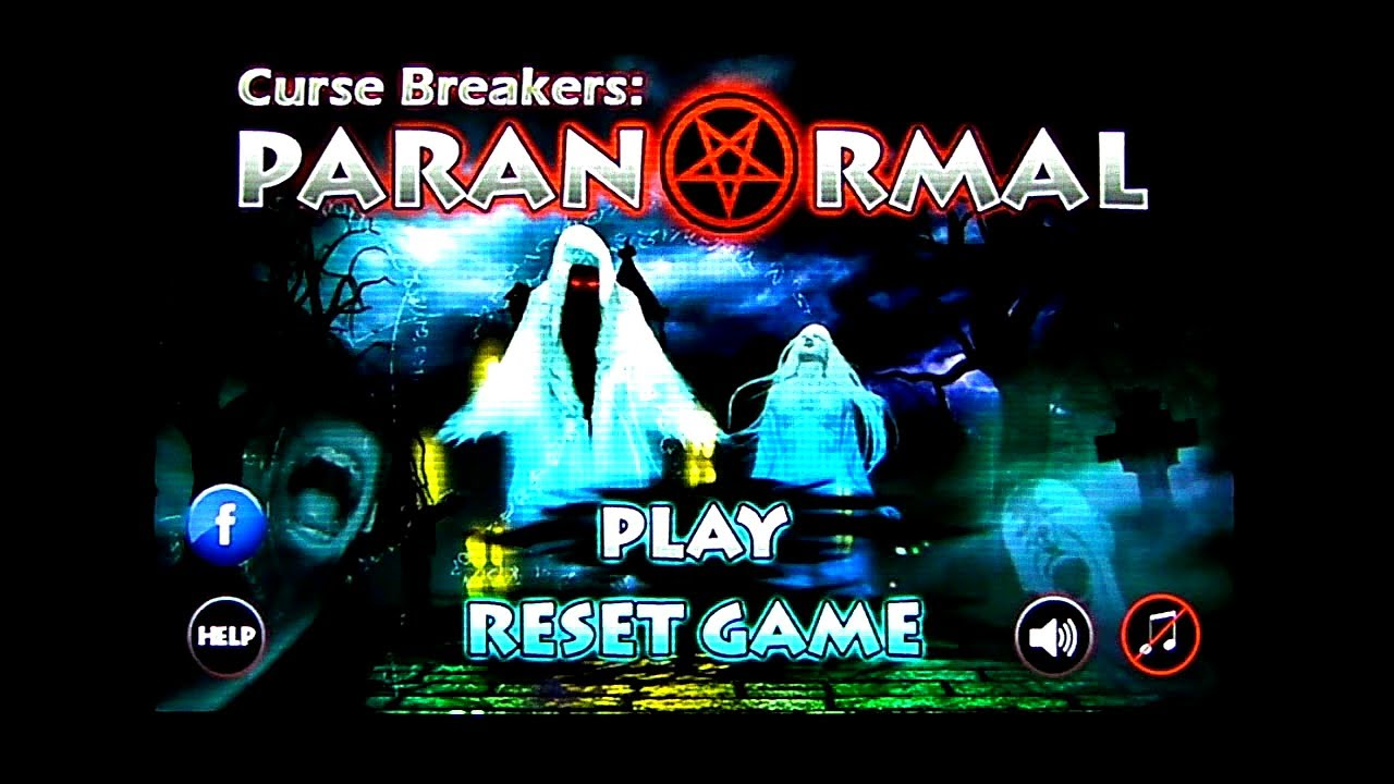Curse breakers halloween horror mansion walkthrough solution - Curse Breakers Paranormal Walkthrough