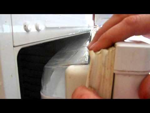 Ремонт уплотнителя холодильника
