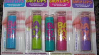 Maybelline Baby Lips, First Impressions Review ♥ aLoveTart
