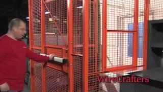 Ограничение доступа, тамбур, металлические ограждения(, 2016-04-26T15:40:26.000Z)