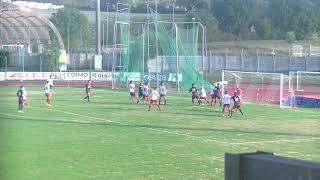 Campionato Eccellenza 2020/2021 2a giornata: Colligiana - Fratres Perignano (sintesi)