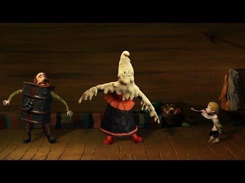 Смотреть мультфильм пастуший рожок