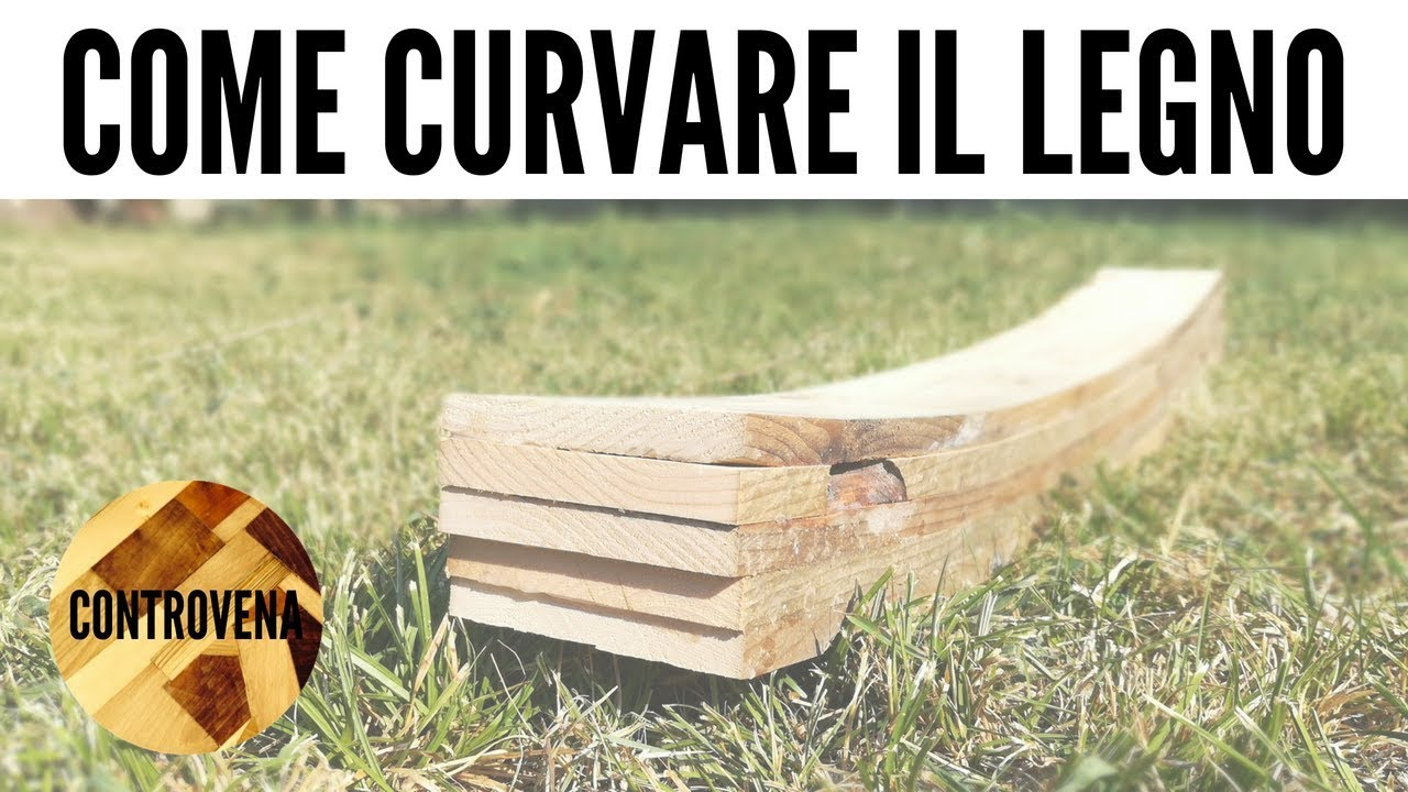 Come curvare il legno compensato | Fai da Te Mania