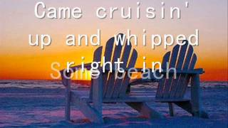 blake shelton some beach lyrics