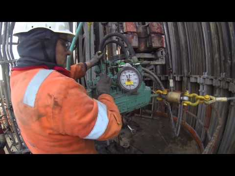 Odfjell Drilling: Deepsea drilling is a people business!
