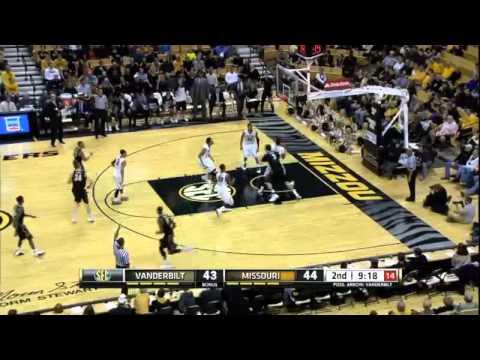 02/19/2014 Vanderbilt vs Missouri Men