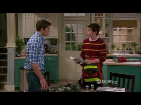Blake Jenner on Melissa & Joey