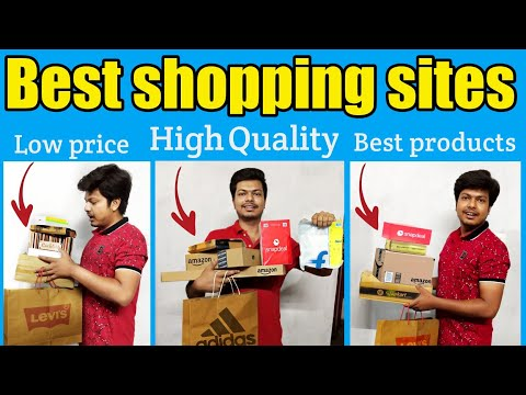 Shopping Online Sites | Online Shopping Apps | Amazon | Flipkart | Best Shopping Site 2019 |