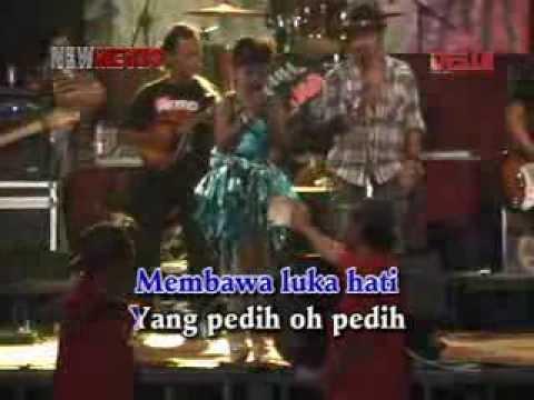 Om New METRO - BERDARAH LAGI  - TASYA [karaoke]