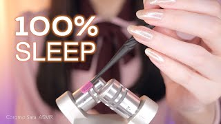ASMR Best Ear Cleaning For 100% Guaranteed Sleep / 2Hr (No Talking)