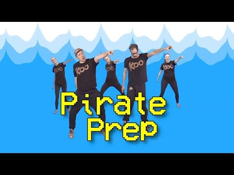 Koo Koo Kanga Roo - Pirate Prep (Dance-A-Long)