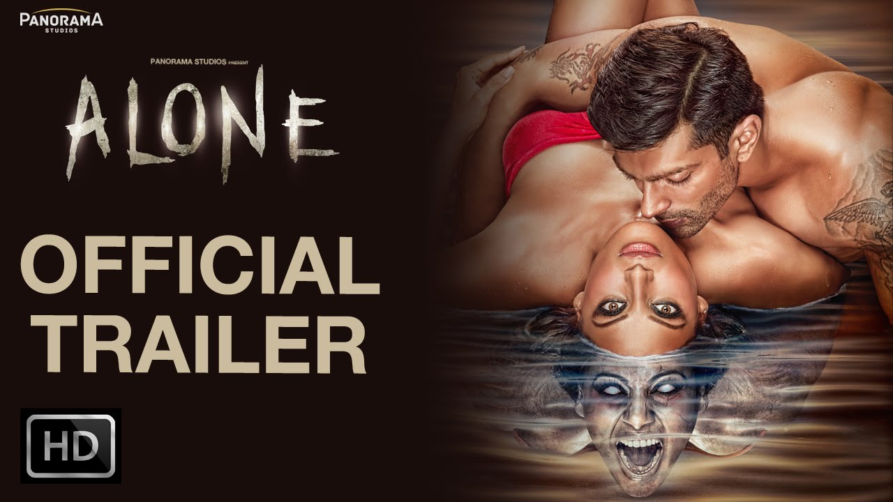 Bipasha Hot Video alone official theatrical trailer | bipasha basu, karan singh grover