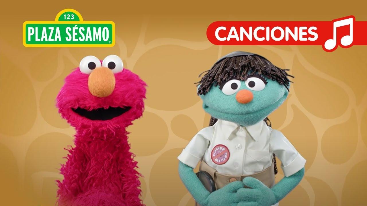 Lávate las manos con Elmo y Clara
