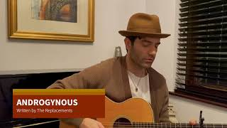 Androgynous- Ramin Karimloo (cover)