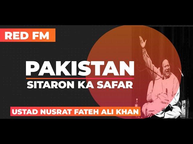 The unknown story of legendary Pakistani singer Shahensha e Qawwali Ustaad Nusrat Fateh Ali Khan
