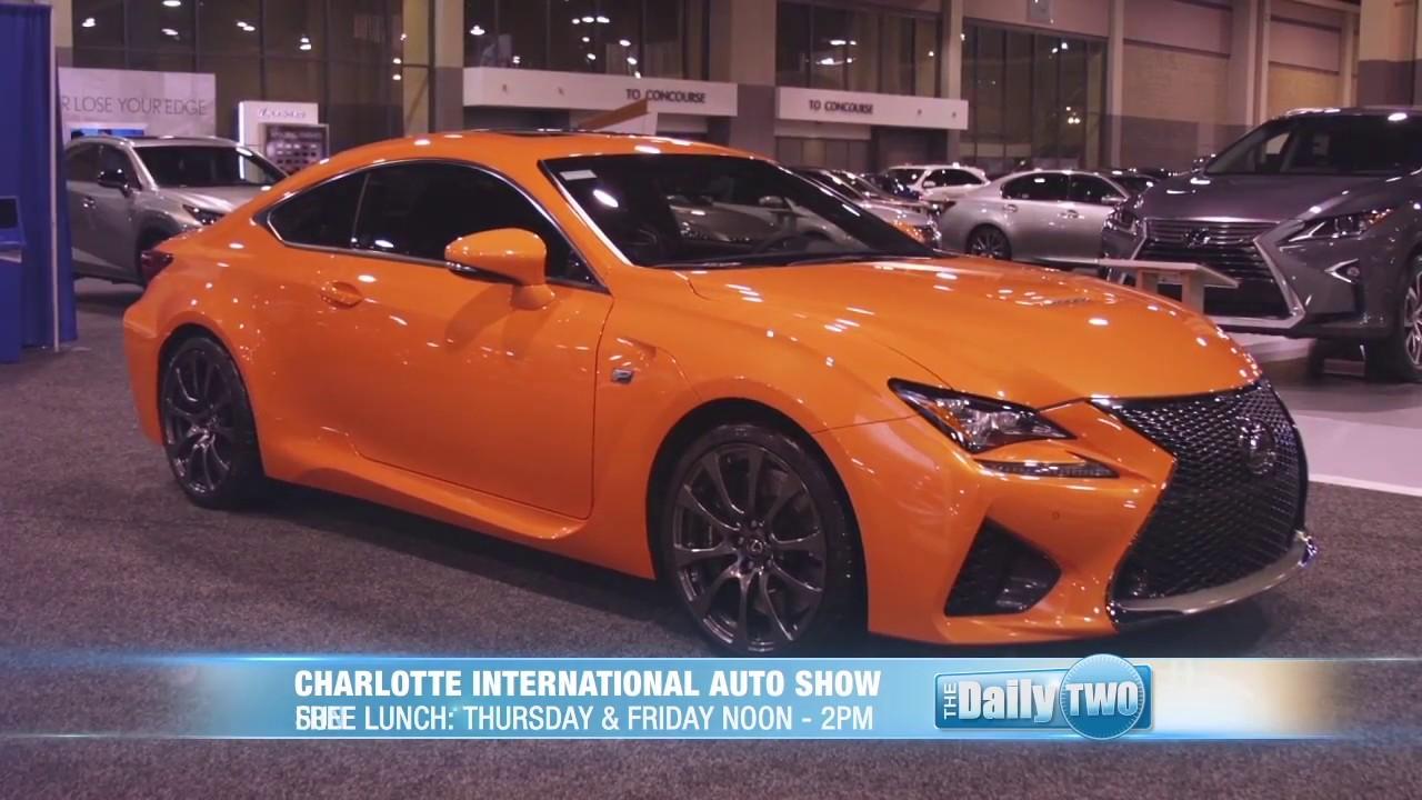 WSOC Daily Two Charlotte International Auto Show YouTube - Car show charlotte nc