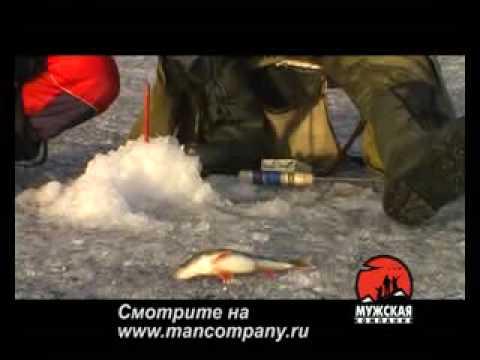 ловля судака в марте видео
