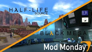 (Mod Monday) Source Mounting: Half-Life Source Mounted onto Black Mesa