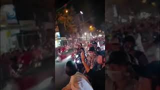 Đà Nẵng Bão lớn ăn mừng ĐTVN AFF Suzuki cup 2018