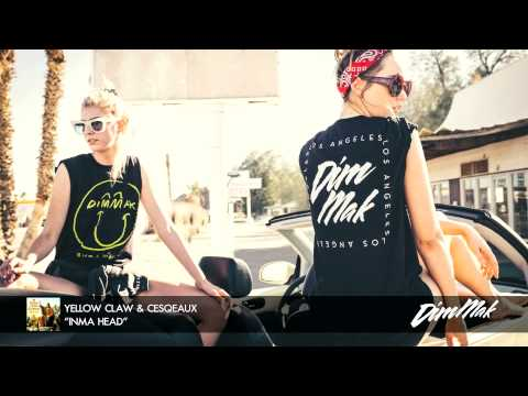 "Yellow Claw & Cesqeaux - ""Inma Head (feat. Marlishh)"" (Audio) | Dim Mak Records"