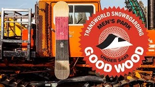 Arbor Westmark - Good Wood Men's Park - Transworld Snowboarding
