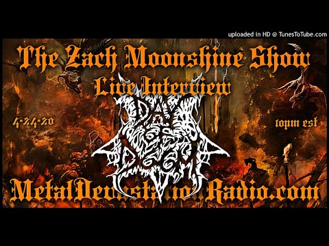 Day Of Doom - Interview IV 2020 - The Zach Moonshine Show