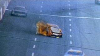 Ralph Jones Crash Darlington 1977. Official Footage.