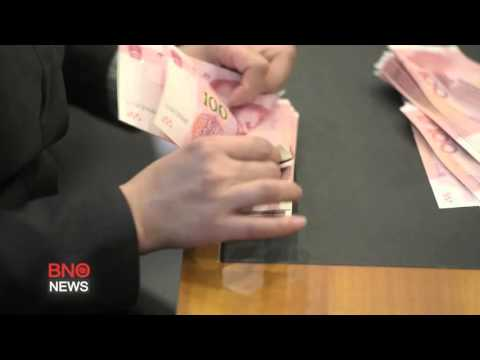 Chinese yuan to become one of the world's main reserve currencies
