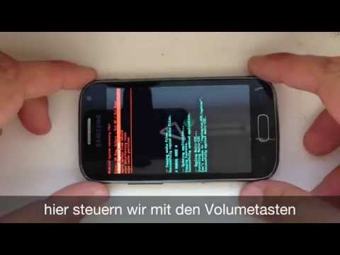 Samsung Galaxy ACE 2 hard reset- MyFilmBerlin german deutsch