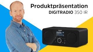 DigitRadio 350 IR: Der Empfangs-Allrounder im Check