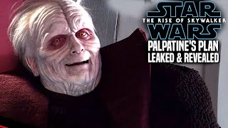 The Rise Of Skywalker Palpatines Big Plan Leaked! (Star Wars Episode 9)
