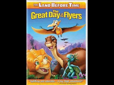 Universal Animation Studios Logo (The Land Before Time:The Great Day Of The Flyers)