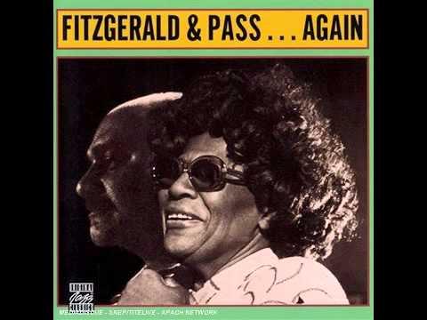 Ella Fitzgerald & Joe Pass - You Took Advantage Of Me