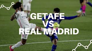 Highlights Getafee vs Real Madrid laliga 19 april 2021 #getafevsreal madrid #laliga2020/2021